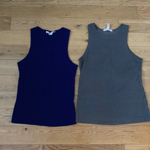 Forever 21 tank duo